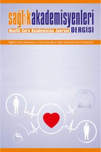 Sağlık Akademisyenleri Dergisi