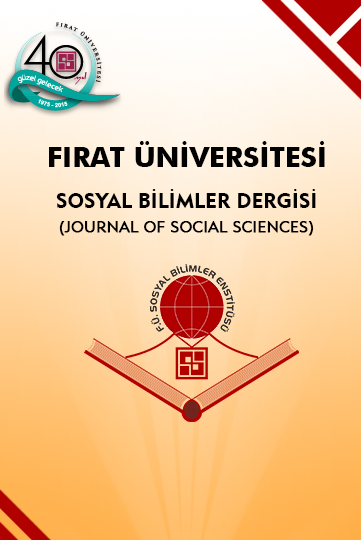 Fırat Üniversitesi Sosyal Bilimler Dergisi