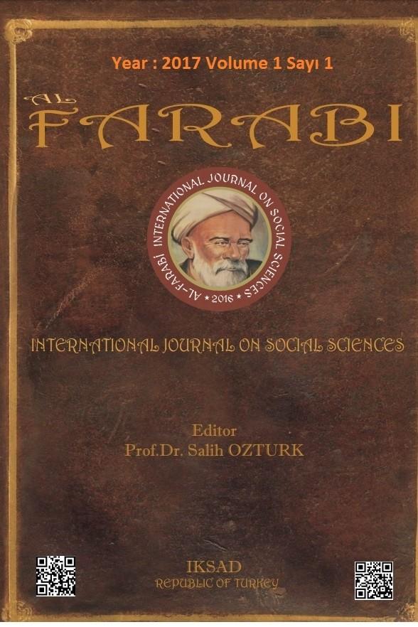 Al-Farabi International Journal of Social Sciences