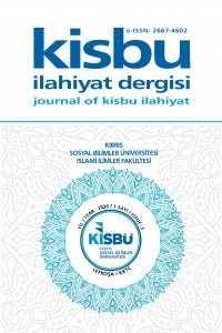 journal of kisbu ilahiyat