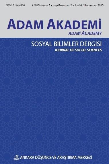 Adam Academy Journal of Social Sciences