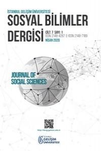 Istanbul Gelisim University Journal of Social Sciences