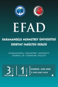 Karamanoğlu Mehmetbey Üniversitesi Edebiyat Fakültesi Dergisi
