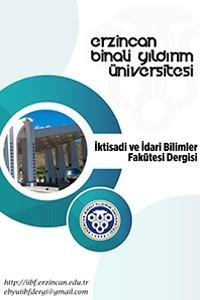 Erzincan Binali Yıldırım Üniversitesi İktisadi ve İdari Bilimler Fakültesi Dergisi