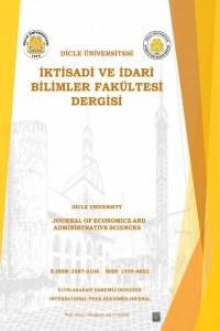 Dicle Üniversitesi İktisadi ve İdari Bilimler Fakültesi Dergisi