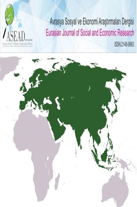 Avrasya Sosyal ve Ekonomi Araştırmaları Dergisi