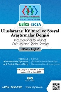 International Journal of Cultural and Social Studies (IntJCSS)