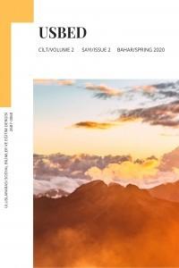 Uluslararası Sosyal Bilimler ve Eğitim Dergisi